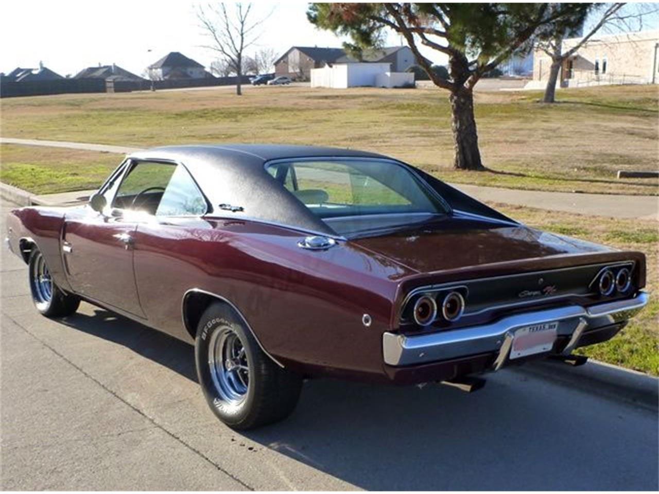 Large Picture of 1968 Dodge Charger Offered by Classical Gas Enterprises - GHCH