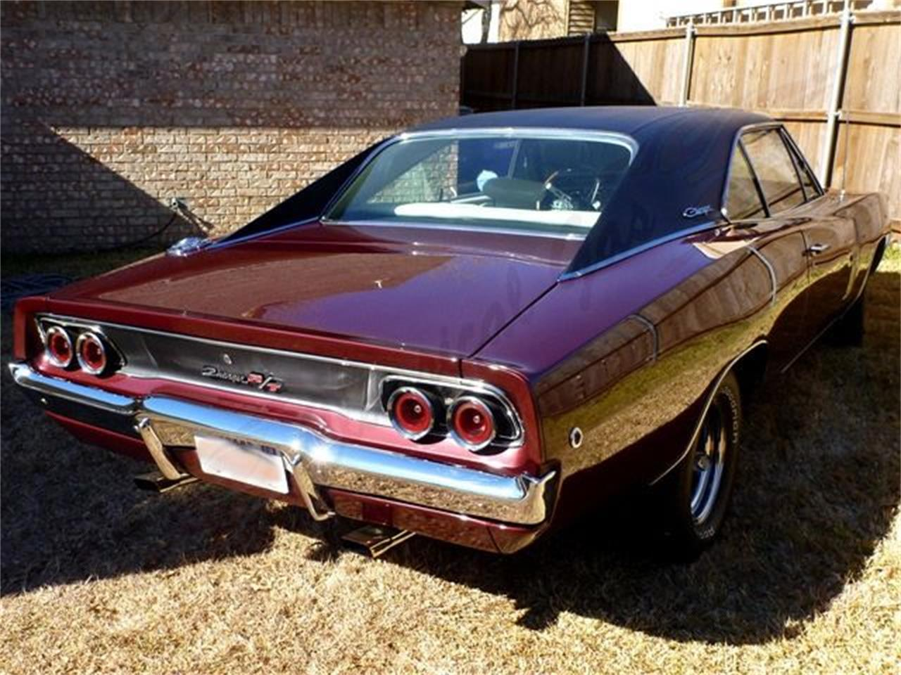Large Picture of Classic '68 Dodge Charger - $149,500.00 Offered by Classical Gas Enterprises - GHCH