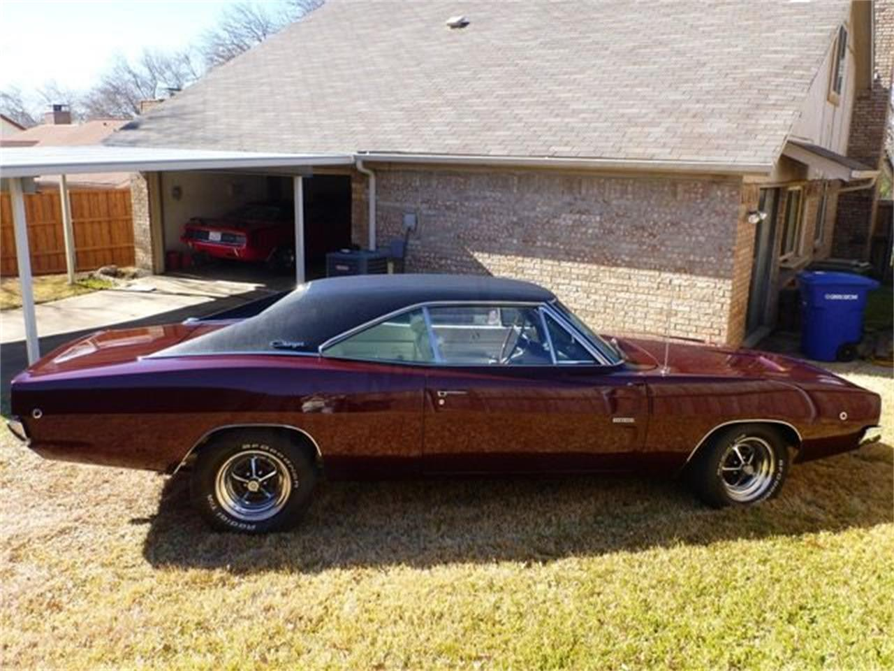 Large Picture of Classic '68 Charger located in Texas - $149,500.00 Offered by Classical Gas Enterprises - GHCH