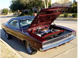 Picture of Classic 1968 Dodge Charger located in Arlington Texas Offered by Classical Gas Enterprises - GHCH