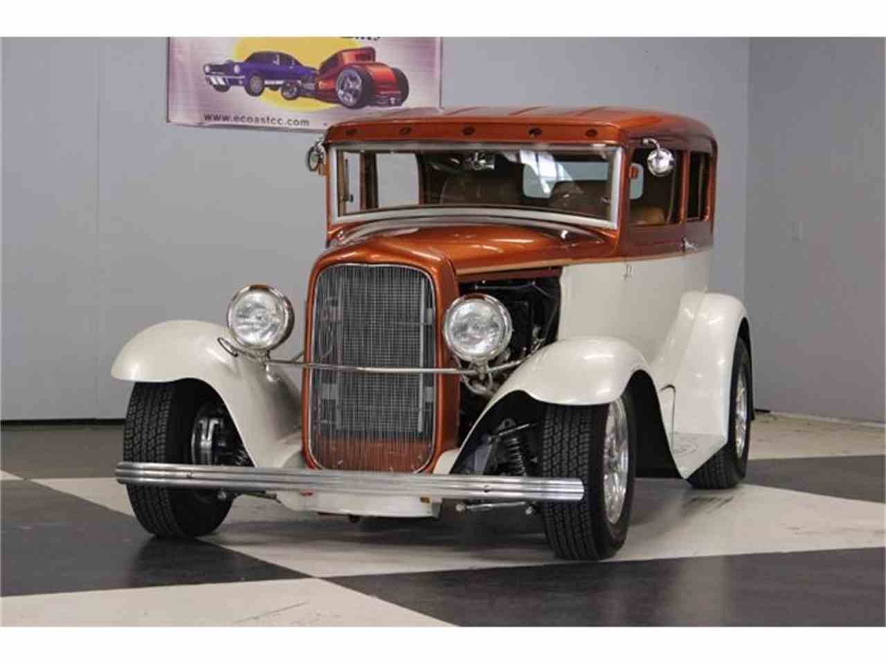 Large Picture of '31 Model A - GHCR