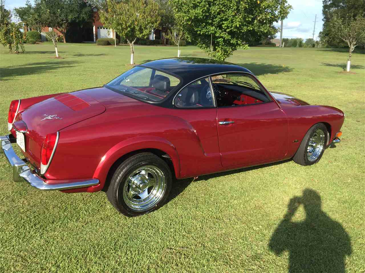 Large Picture of '73 Karmann Ghia - GHHX