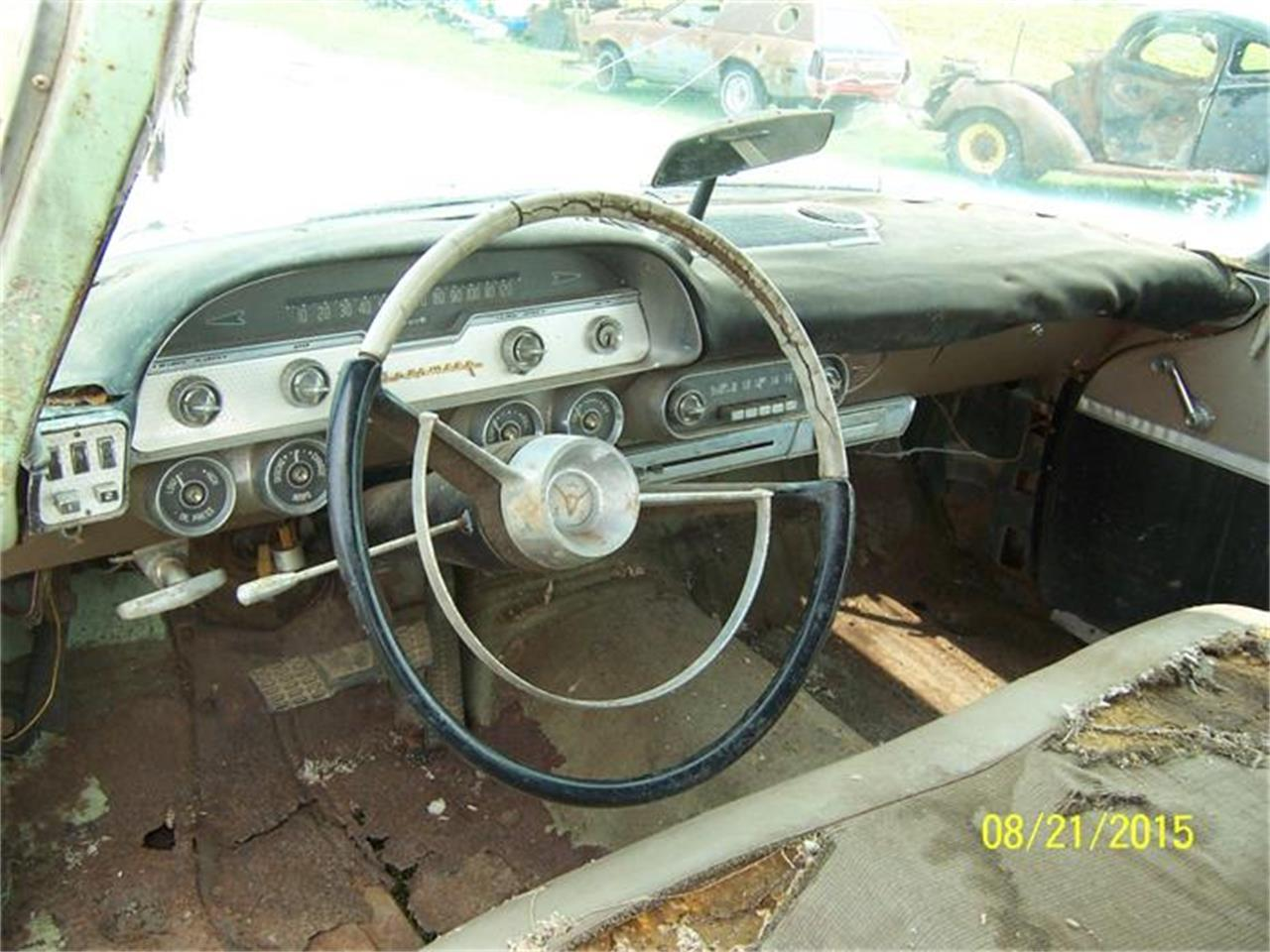 Large Picture of '58 Station Wagon - GHI7