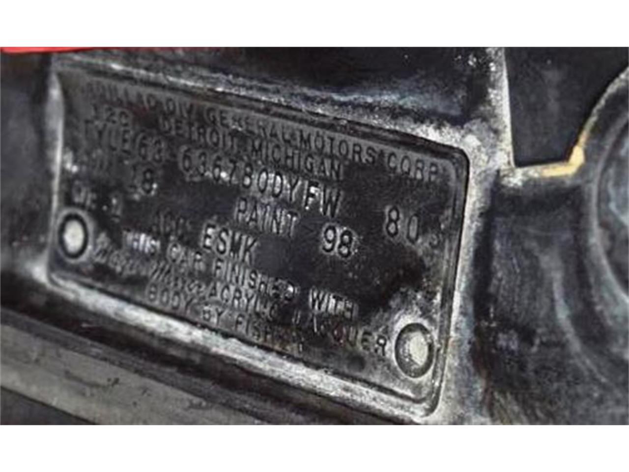 Large Picture of '63 Eldorado Biarritz - GB4O