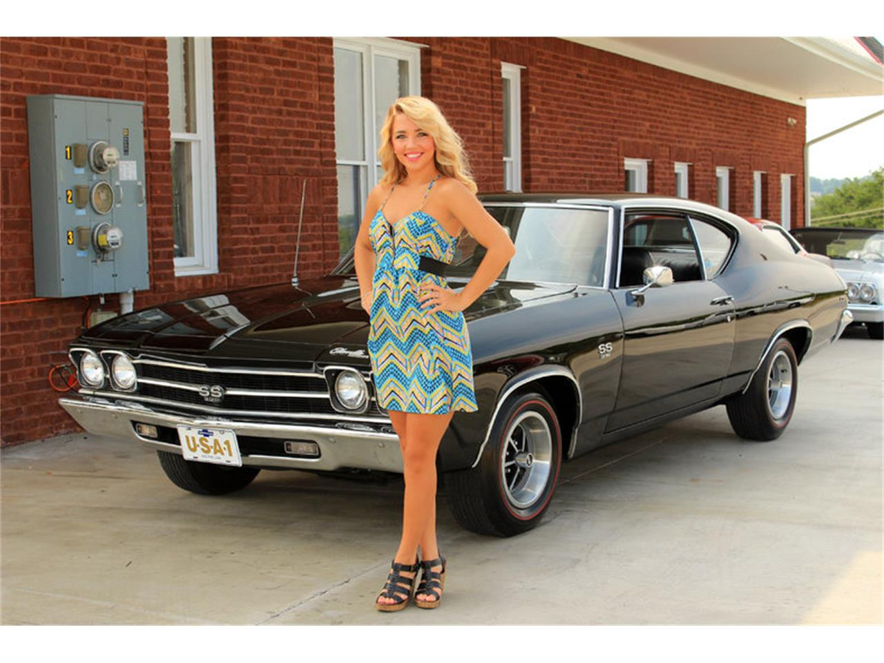 Large Picture of '69 Chevelle SS located in Lenoir City Tennessee - $54,995.00 - GHL0