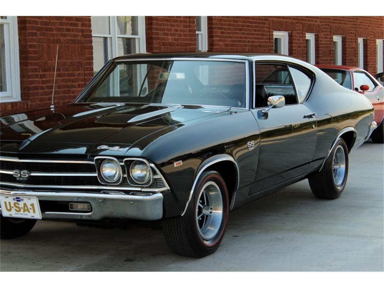 Large Picture of '69 Chevelle SS located in Lenoir City Tennessee - $56,995.00 Offered by Smoky Mountain Traders - GHL0