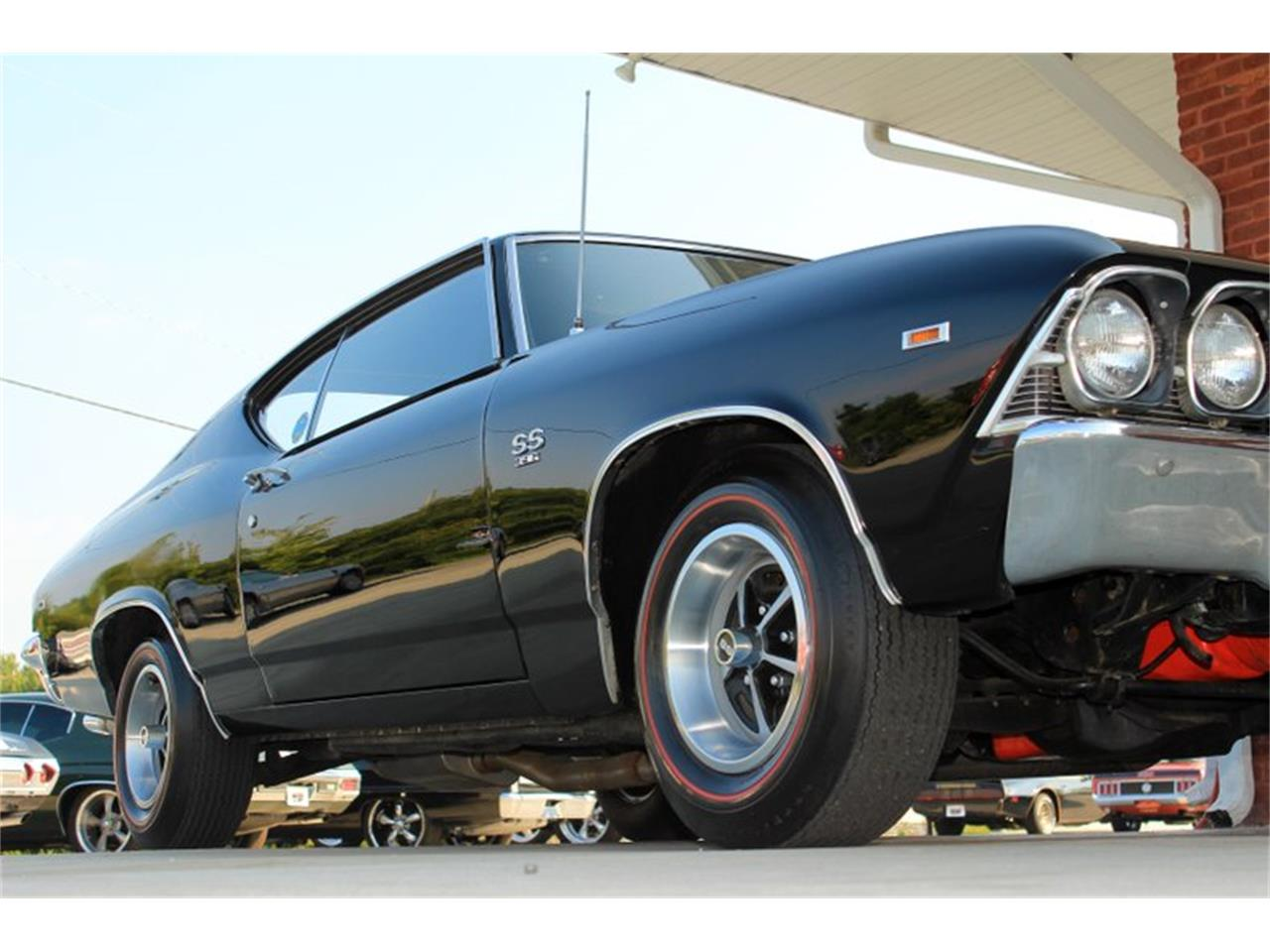 Large Picture of Classic 1969 Chevrolet Chevelle SS located in Tennessee - $56,995.00 - GHL0