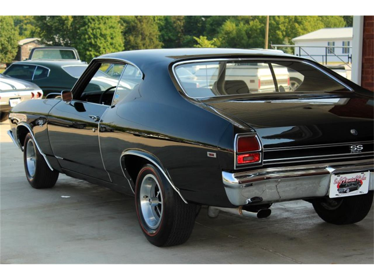 Large Picture of 1969 Chevrolet Chevelle SS located in Lenoir City Tennessee - GHL0