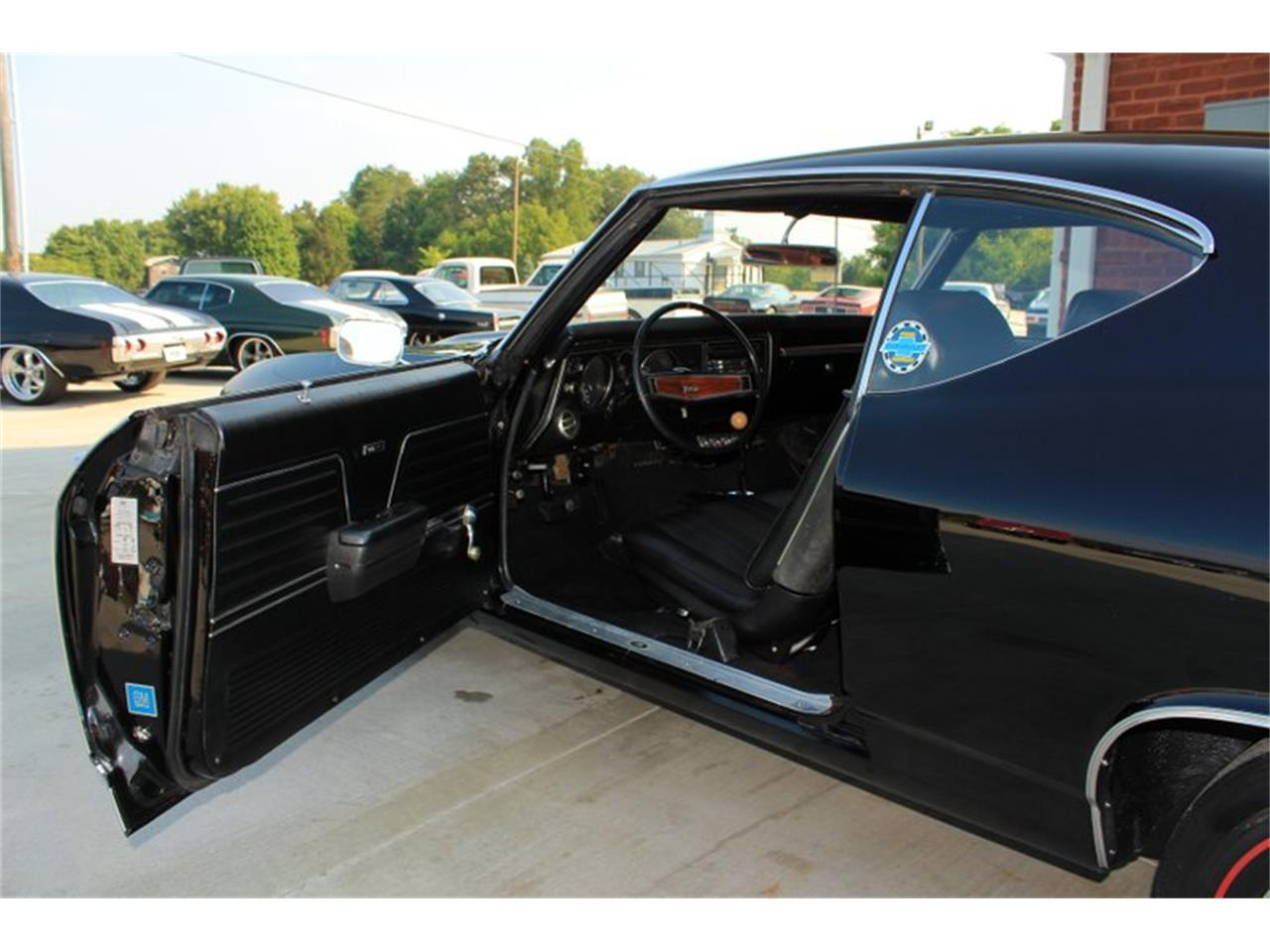 Large Picture of Classic 1969 Chevrolet Chevelle SS - $56,995.00 - GHL0