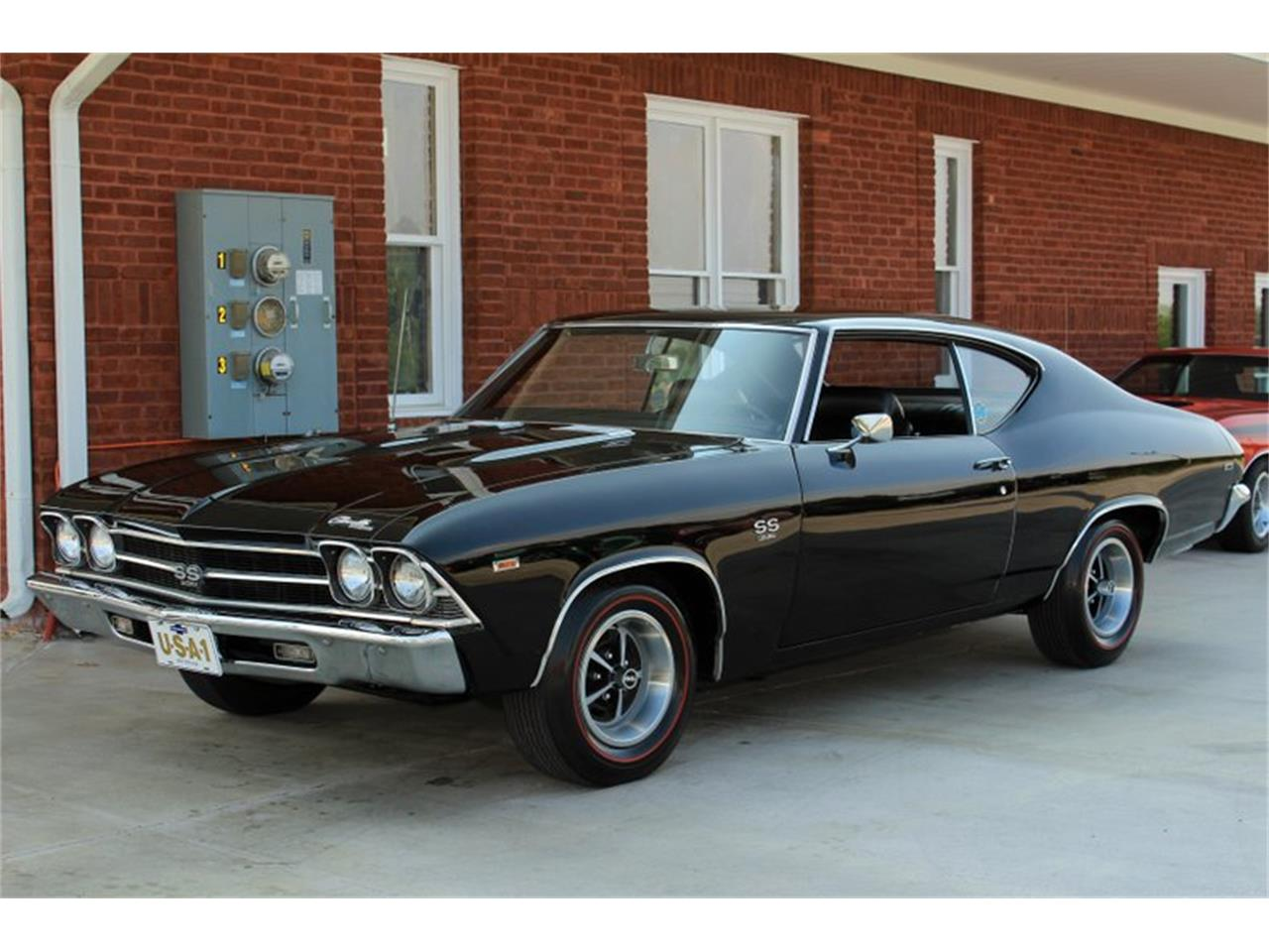 Large Picture of 1969 Chevrolet Chevelle SS - $56,995.00 Offered by Smoky Mountain Traders - GHL0