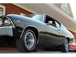 Picture of Classic '69 Chevrolet Chevelle SS located in Lenoir City Tennessee - $56,995.00 Offered by Smoky Mountain Traders - GHL0