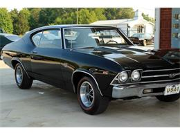 Picture of Classic '69 Chevelle SS located in Lenoir City Tennessee - $56,995.00 - GHL0