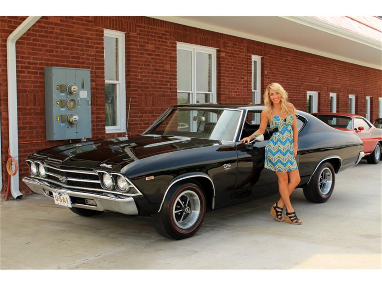 Large Picture of '69 Chevrolet Chevelle SS Offered by Smoky Mountain Traders - GHL0