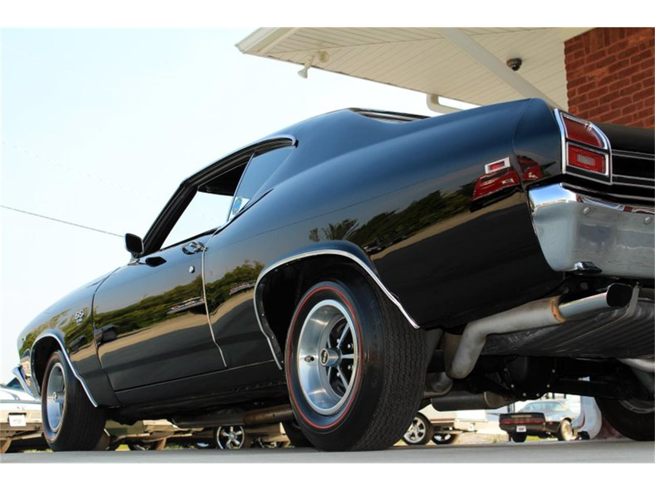 Large Picture of '69 Chevelle SS located in Tennessee - $56,995.00 Offered by Smoky Mountain Traders - GHL0