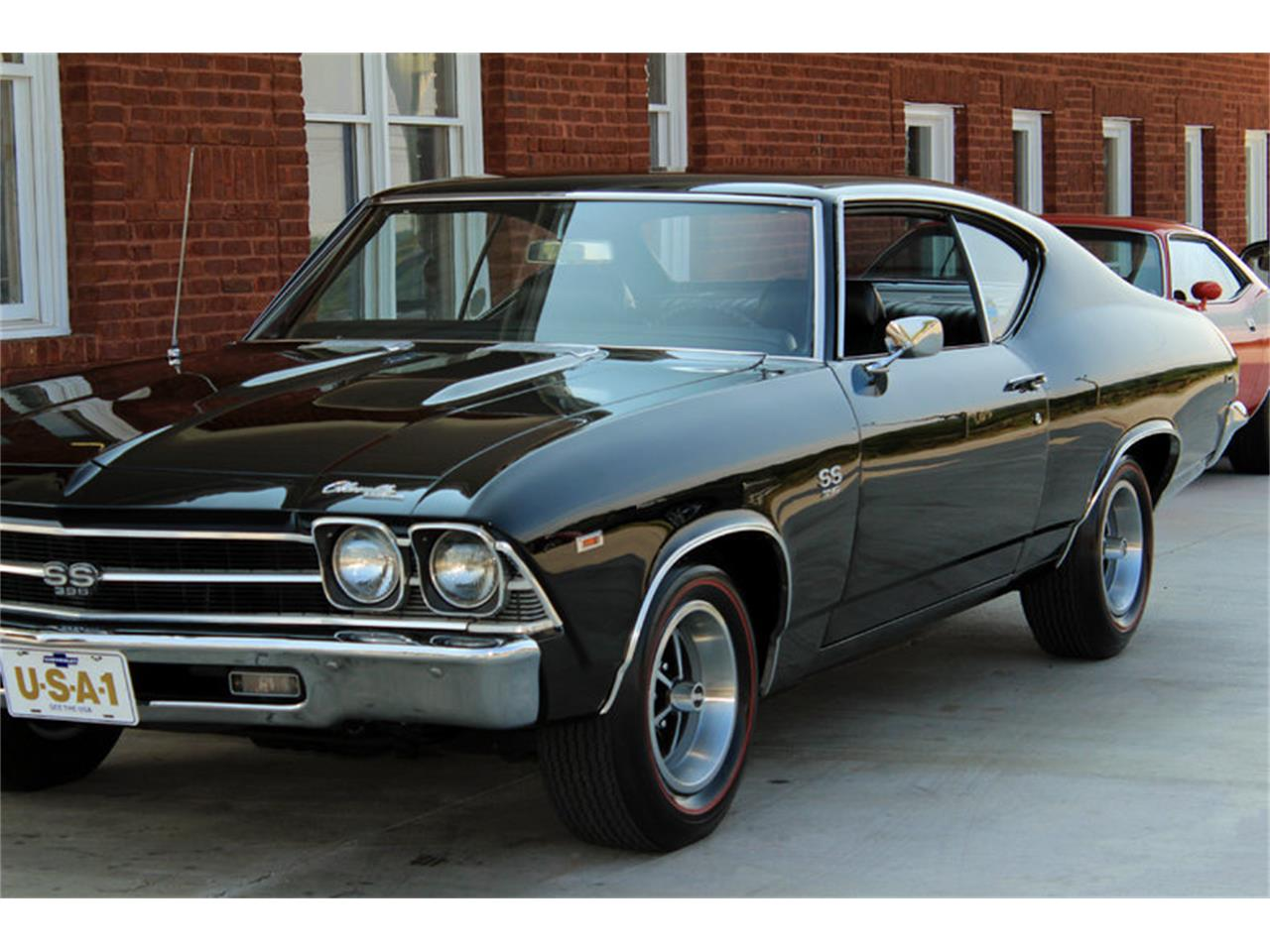 Large Picture of '69 Chevelle SS Offered by Smoky Mountain Traders - GHL0