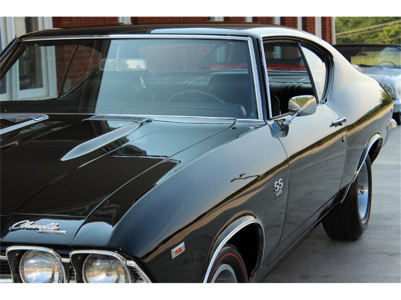 Large Picture of Classic '69 Chevrolet Chevelle SS located in Tennessee Offered by Smoky Mountain Traders - GHL0