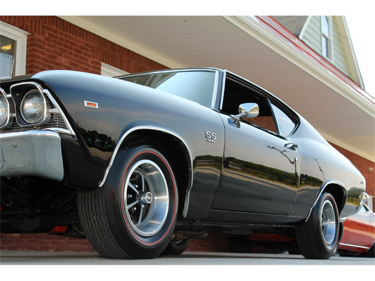 Large Picture of Classic 1969 Chevrolet Chevelle SS located in Lenoir City Tennessee - GHL0