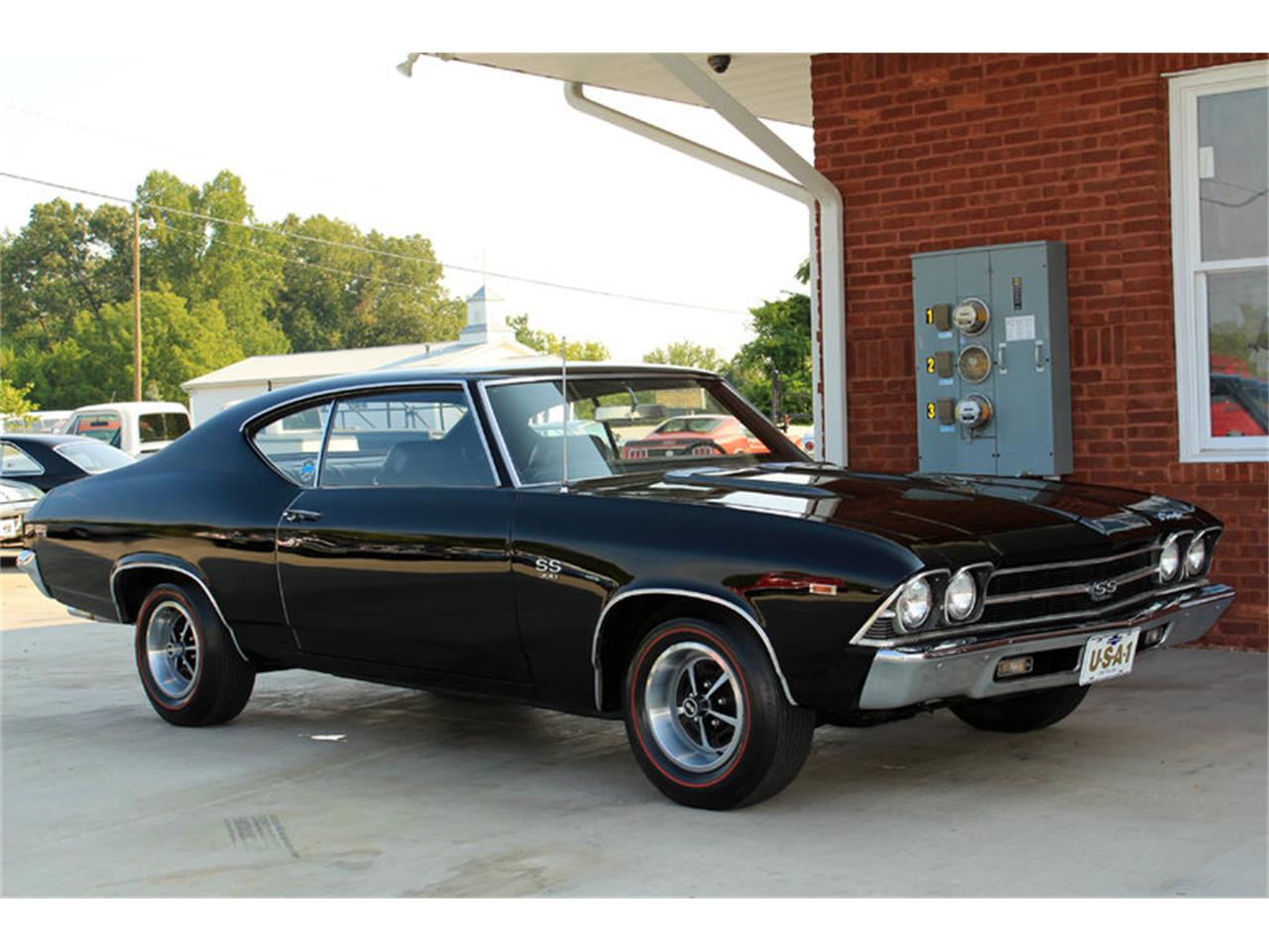 Large Picture of Classic 1969 Chevrolet Chevelle SS located in Tennessee - GHL0