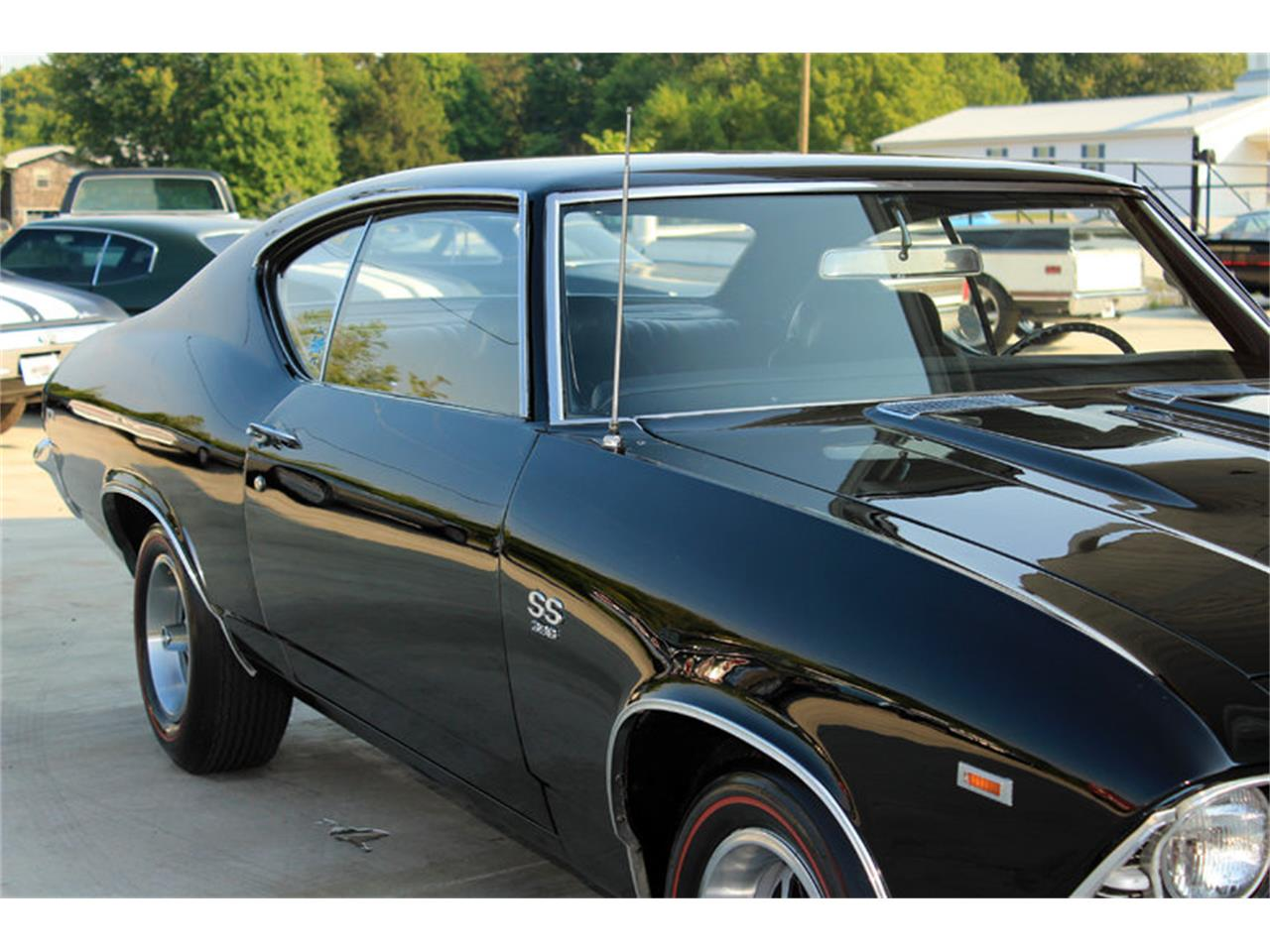 Large Picture of Classic 1969 Chevrolet Chevelle SS - $54,995.00 - GHL0