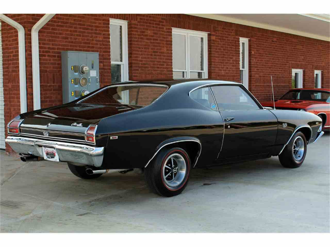 Large Picture of '69 Chevelle SS - GHL0
