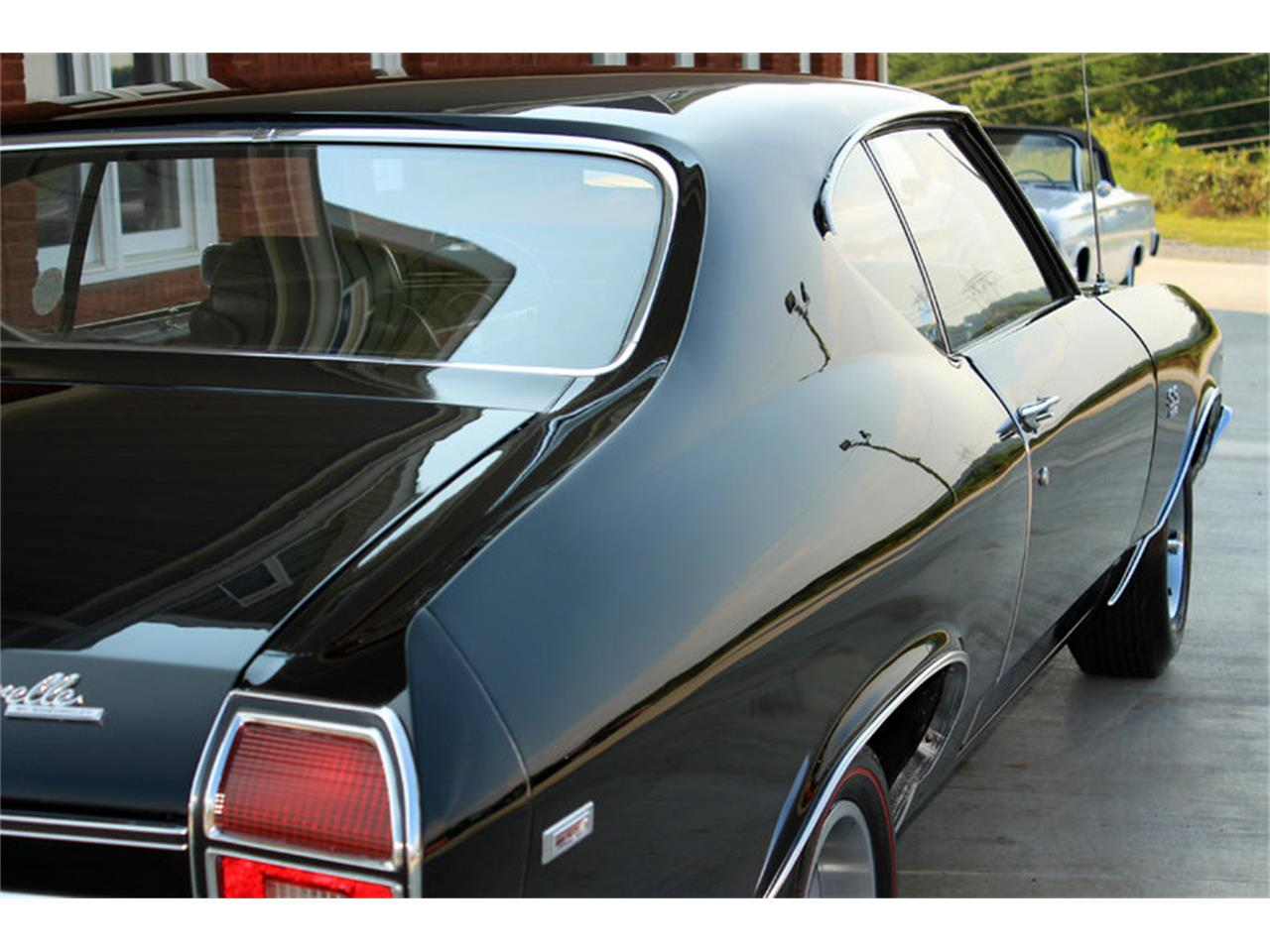 Large Picture of Classic 1969 Chevelle SS located in Lenoir City Tennessee - $54,995.00 Offered by Smoky Mountain Traders - GHL0