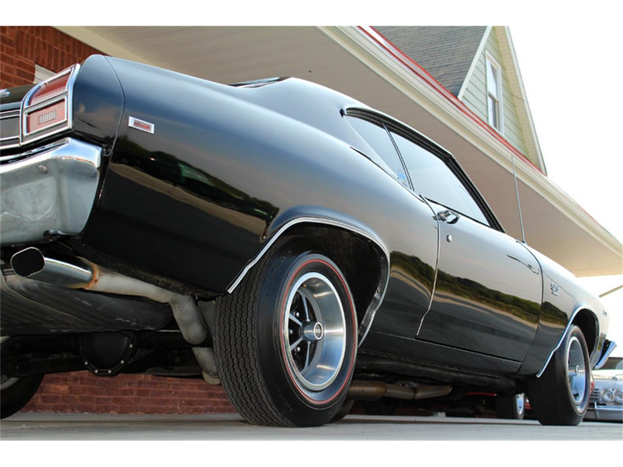 Large Picture of Classic '69 Chevelle SS - $54,995.00 Offered by Smoky Mountain Traders - GHL0
