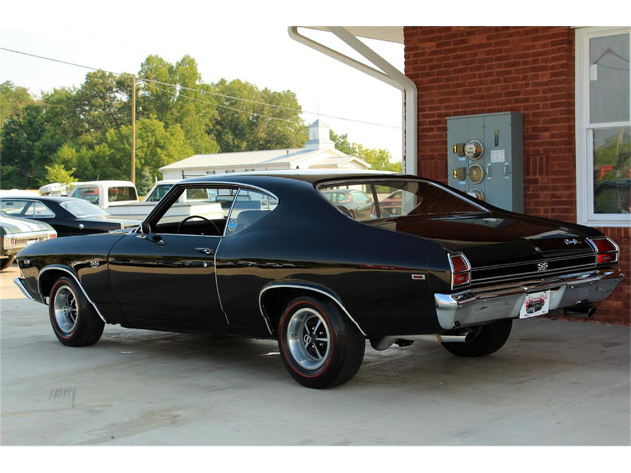 Large Picture of '69 Chevrolet Chevelle SS - GHL0