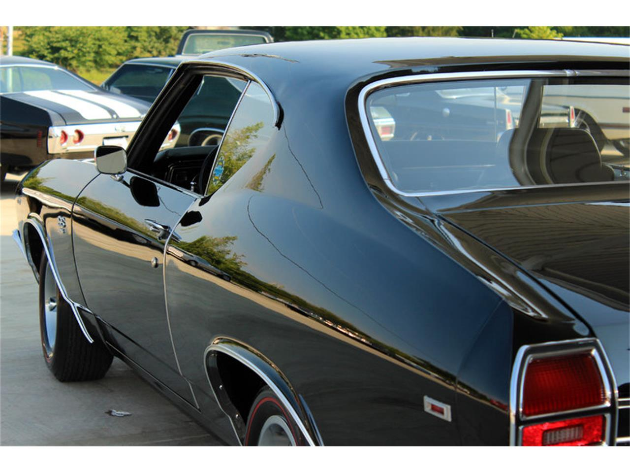 Large Picture of Classic '69 Chevrolet Chevelle SS Offered by Smoky Mountain Traders - GHL0
