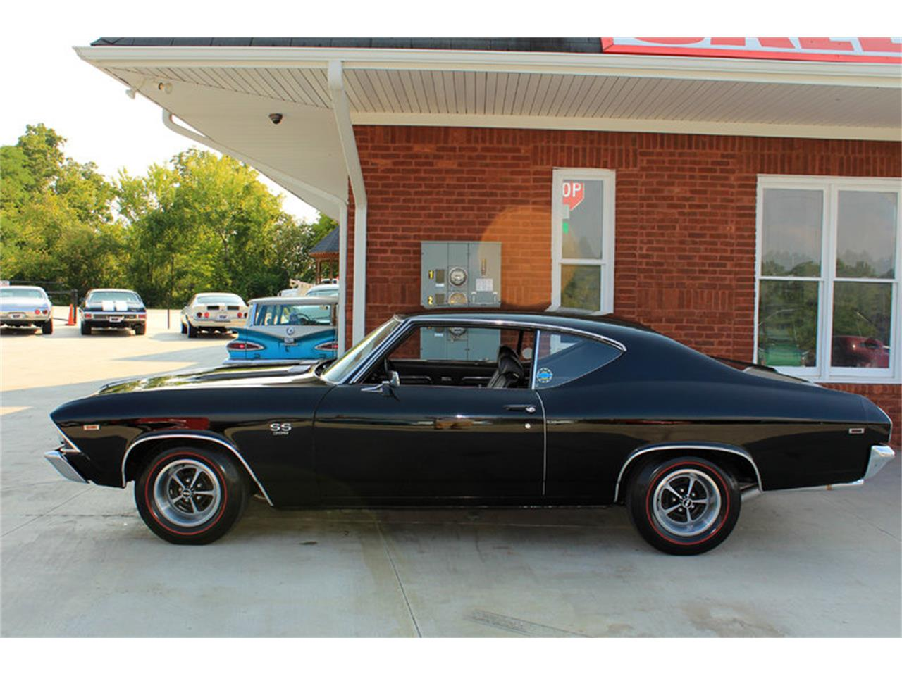 Large Picture of Classic 1969 Chevelle SS located in Tennessee - $54,995.00 - GHL0
