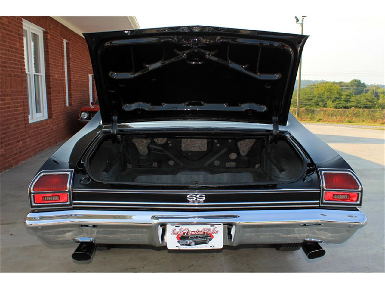 Large Picture of Classic '69 Chevelle SS located in Tennessee - $54,995.00 Offered by Smoky Mountain Traders - GHL0