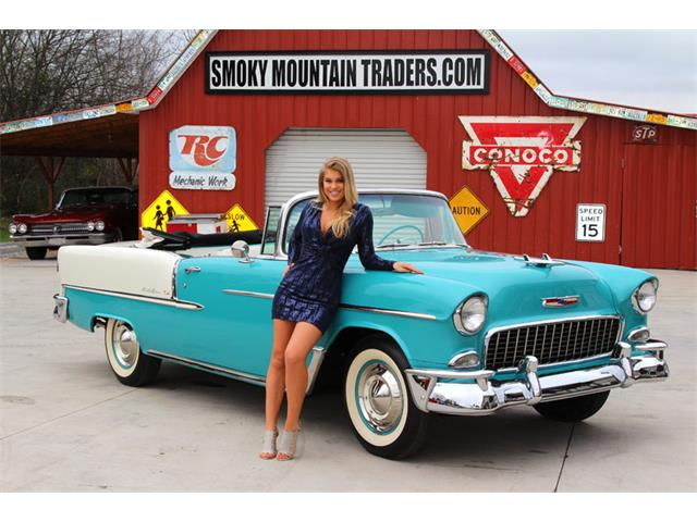 Picture of Classic 1955 Chevrolet Bel Air Offered by  - GHL6