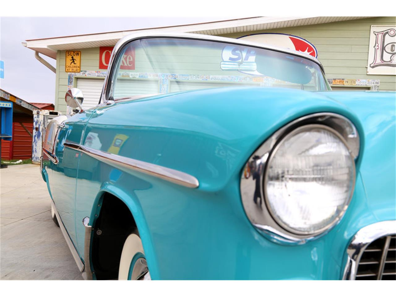 Large Picture of Classic '55 Bel Air Offered by Smoky Mountain Traders - GHL6