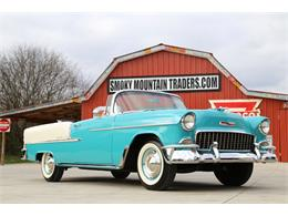 Picture of Classic 1955 Chevrolet Bel Air located in Tennessee - $72,995.00 Offered by Smoky Mountain Traders - GHL6
