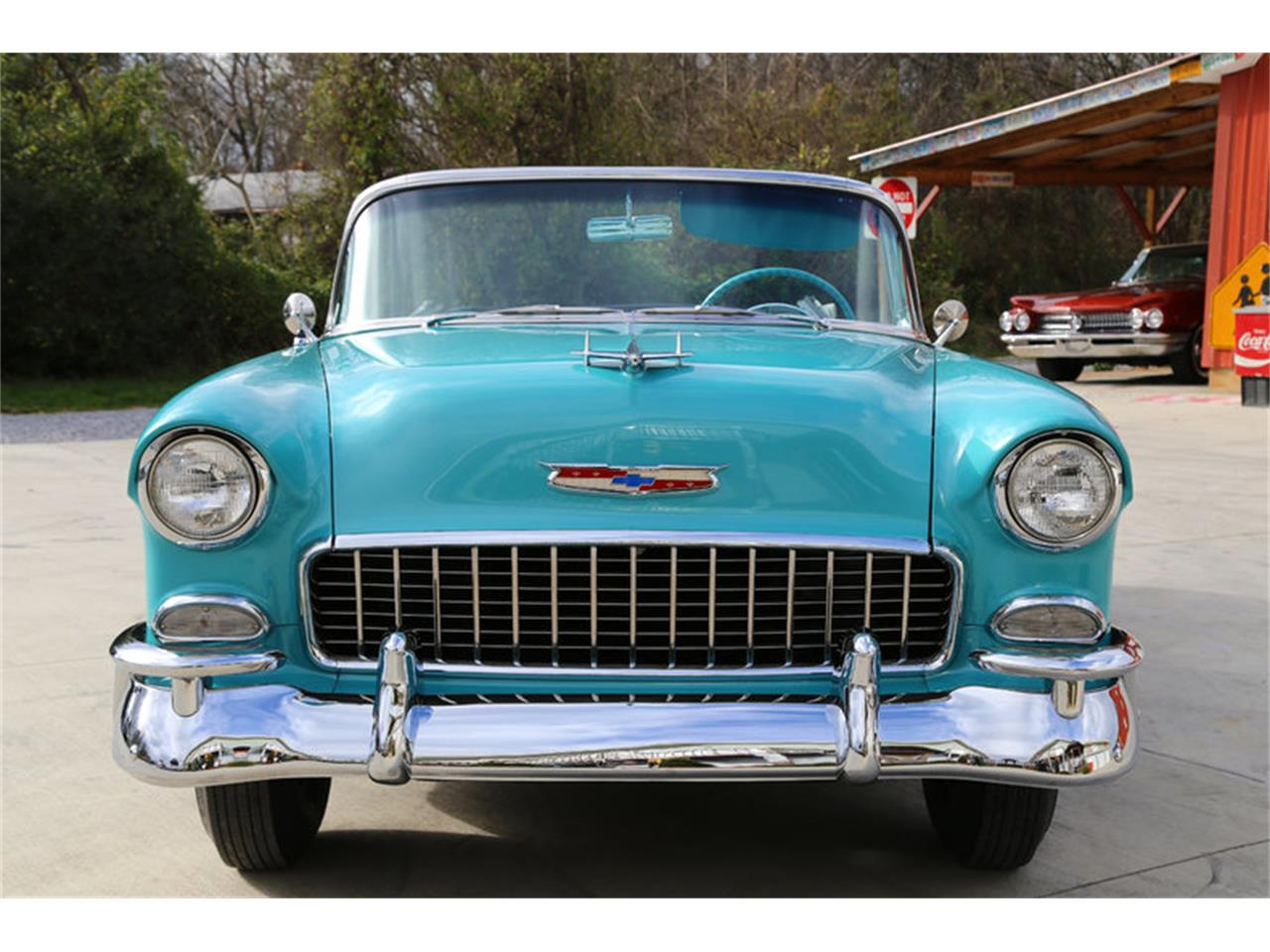 Large Picture of Classic 1955 Bel Air - $72,995.00 Offered by Smoky Mountain Traders - GHL6