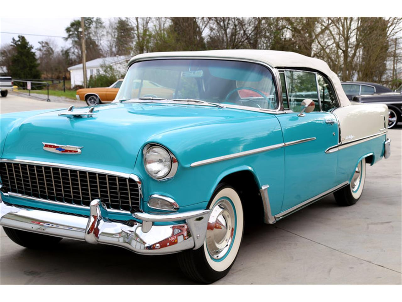 Large Picture of Classic 1955 Chevrolet Bel Air Offered by Smoky Mountain Traders - GHL6