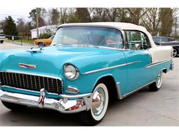 Picture of 1955 Chevrolet Bel Air - $72,995.00 Offered by Smoky Mountain Traders - GHL6