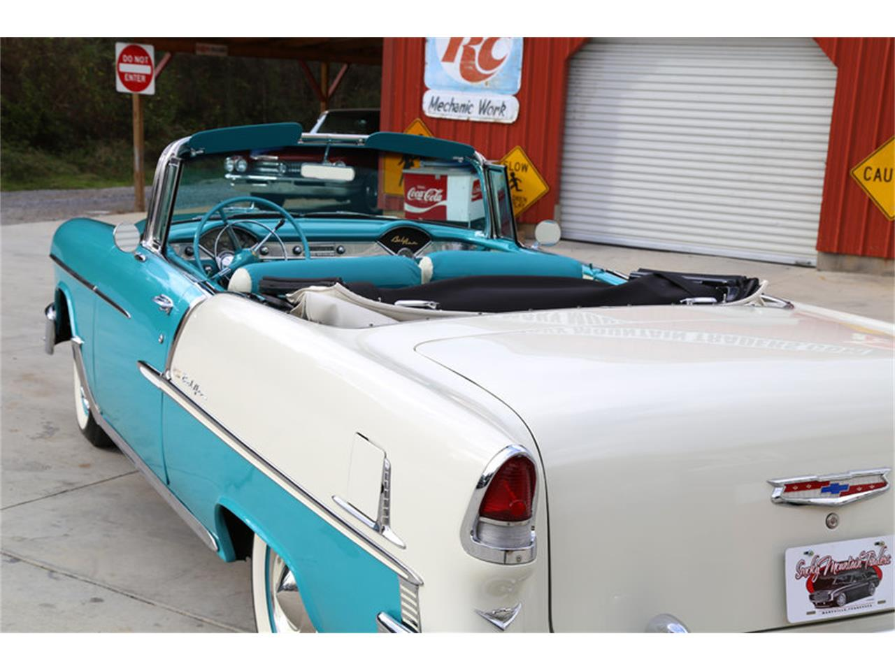 Large Picture of '55 Bel Air - $72,995.00 Offered by Smoky Mountain Traders - GHL6