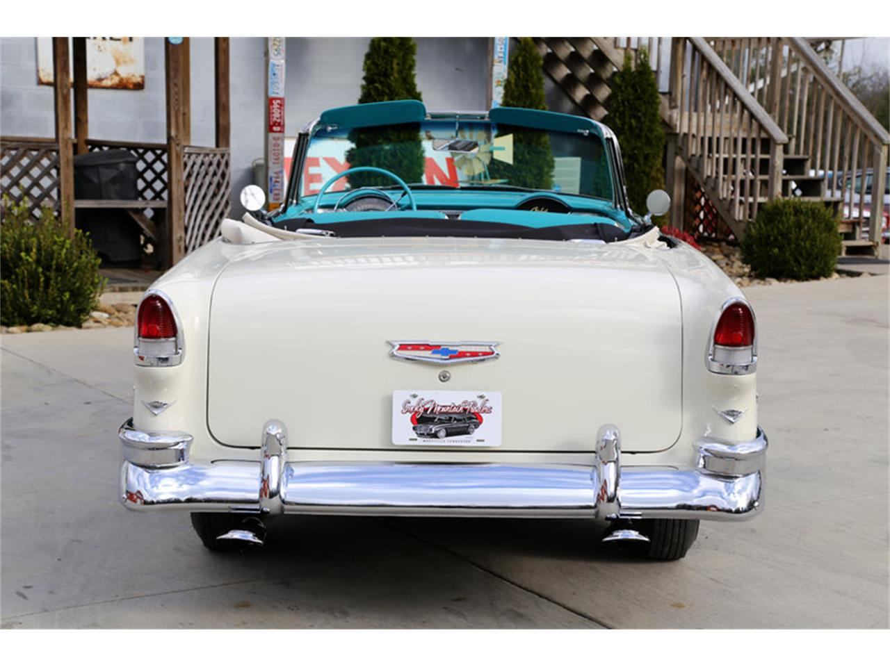 Large Picture of 1955 Bel Air - $72,995.00 Offered by Smoky Mountain Traders - GHL6