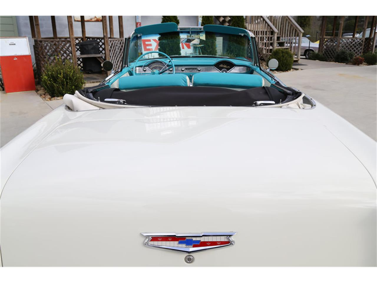 Large Picture of 1955 Chevrolet Bel Air - GHL6