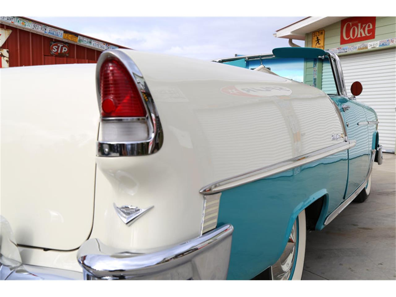 Large Picture of Classic '55 Bel Air located in Tennessee - $72,995.00 - GHL6