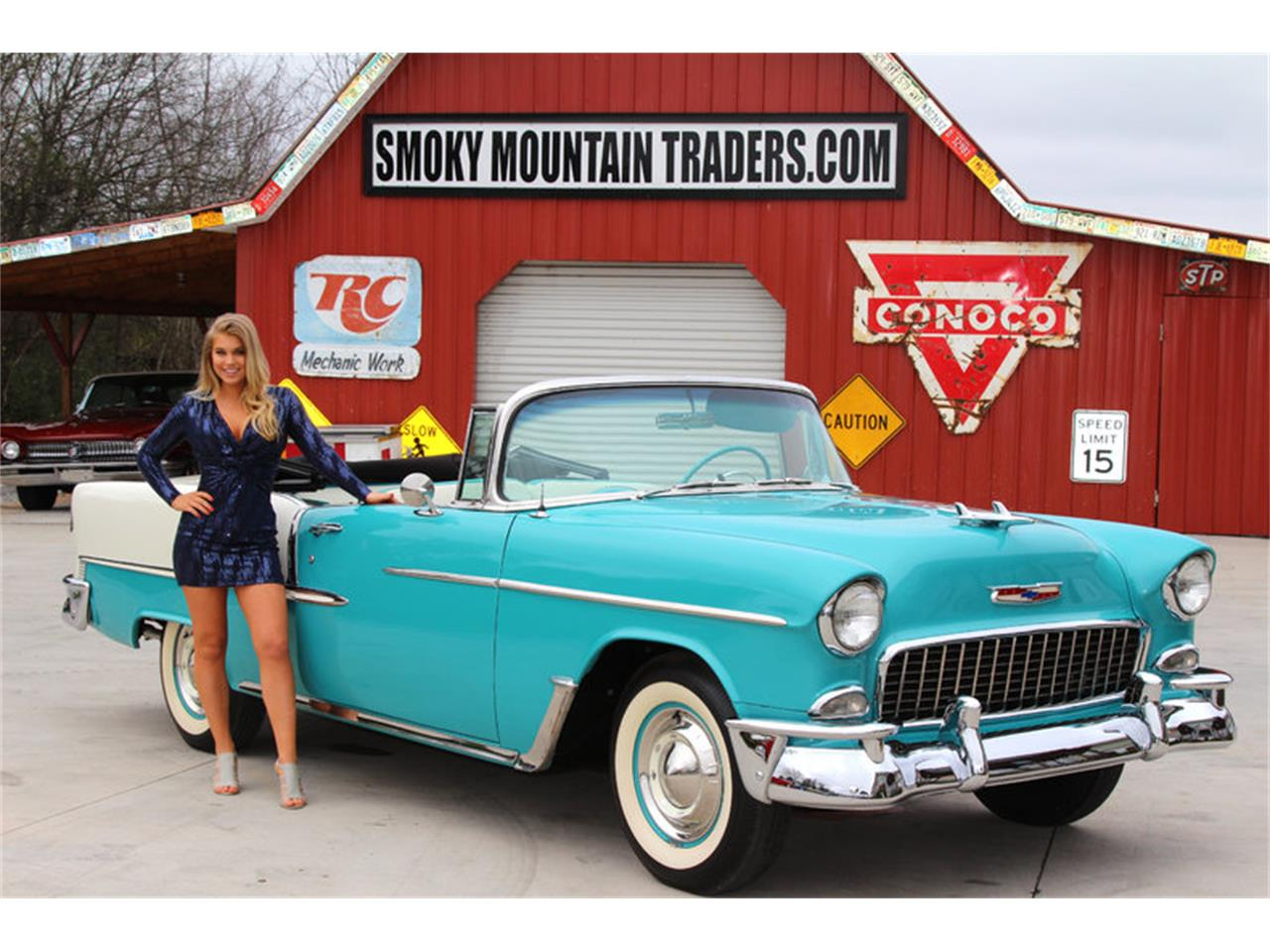 Large Picture of 1955 Bel Air - $72,995.00 - GHL6