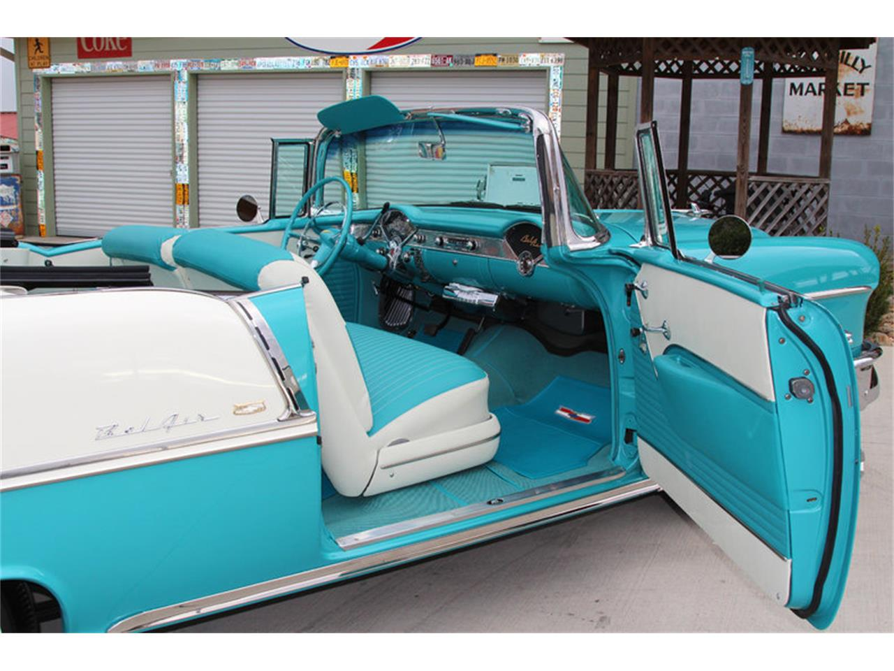 Large Picture of Classic '55 Bel Air - $72,995.00 Offered by Smoky Mountain Traders - GHL6