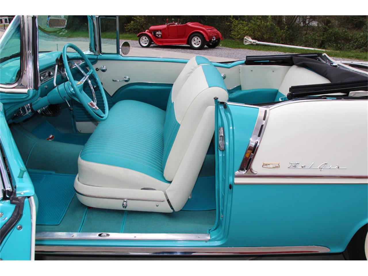 Large Picture of '55 Bel Air Offered by Smoky Mountain Traders - GHL6