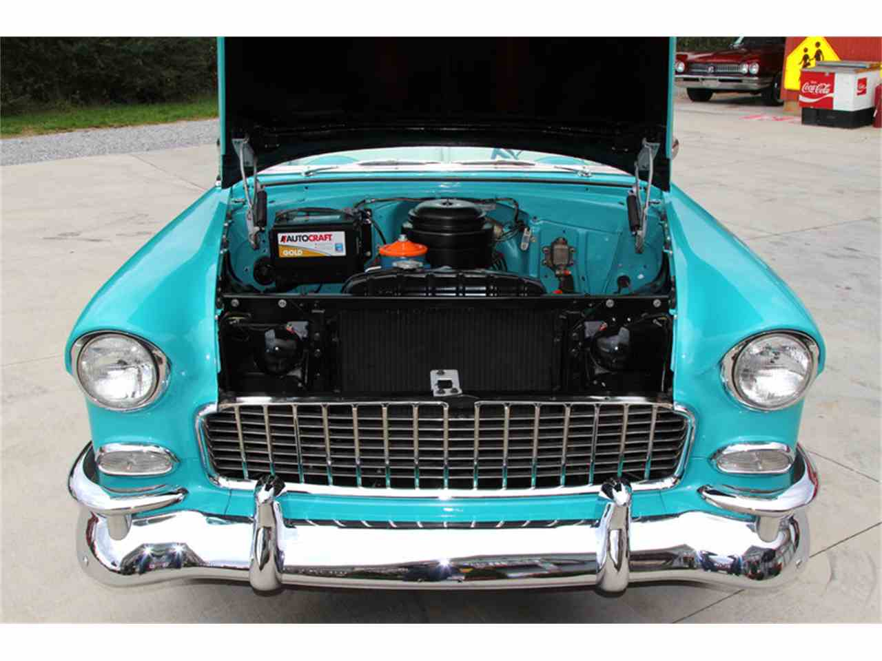 Large Picture of '55 Bel Air - GHL6
