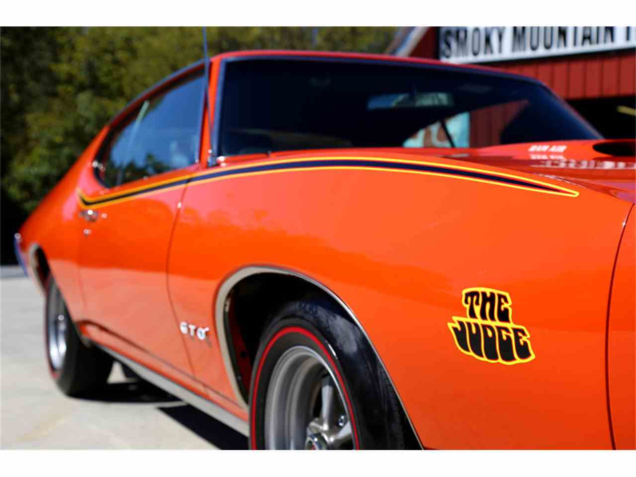 Large Picture of '69 GTO (The Judge) - GHLH