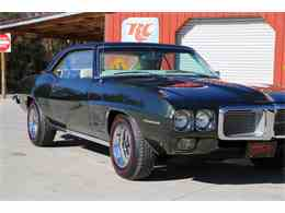 Picture of Classic '69 Pontiac Firebird - $42,995.00 Offered by Smoky Mountain Traders - GHLI