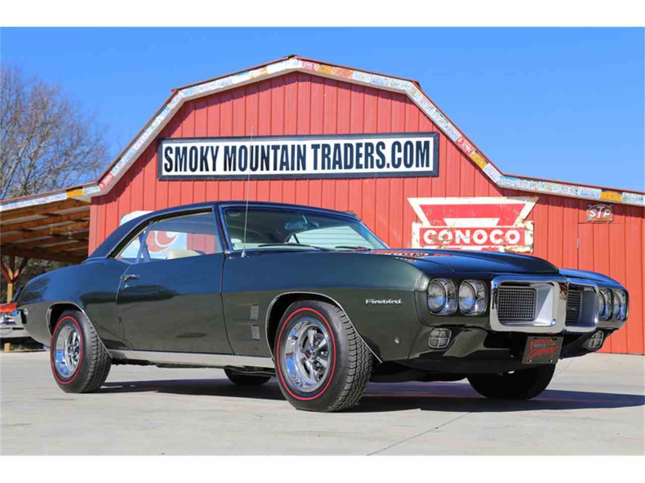Large Picture of '69 Firebird located in Tennessee Offered by Smoky Mountain Traders - GHLI