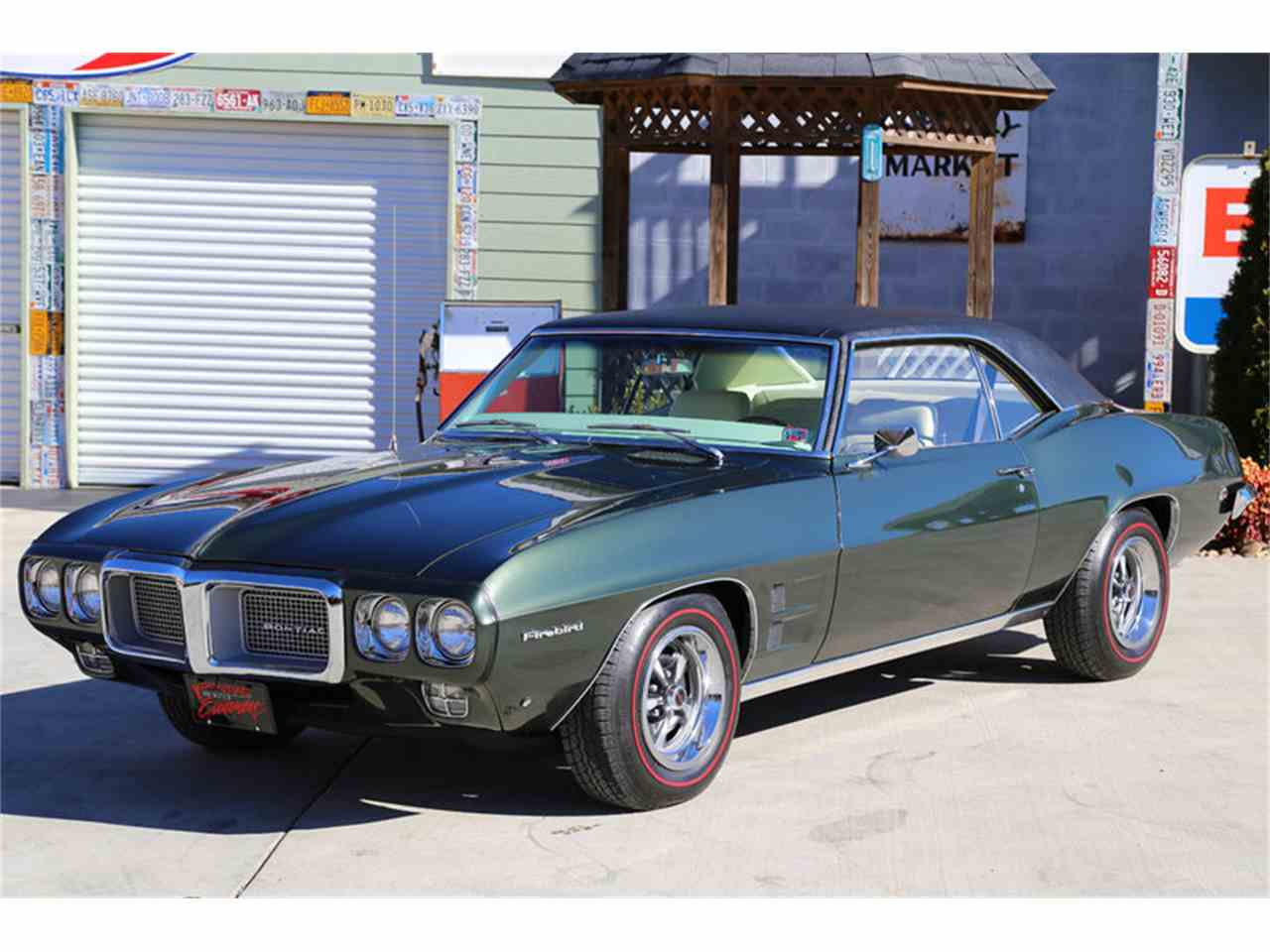 Large Picture of 1969 Pontiac Firebird Offered by Smoky Mountain Traders - GHLI