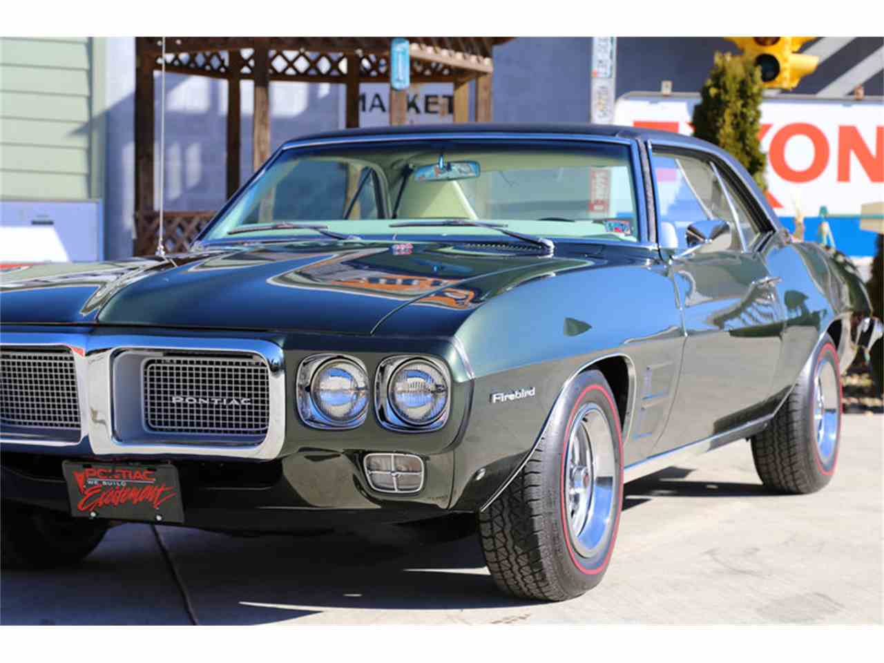 Large Picture of 1969 Pontiac Firebird located in Lenoir City Tennessee Offered by Smoky Mountain Traders - GHLI