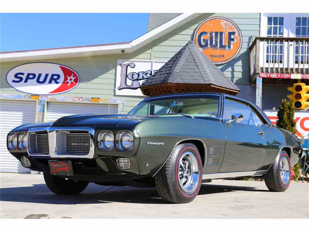 Large Picture of Classic '69 Pontiac Firebird - $42,995.00 - GHLI